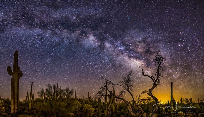 Milky Way Catch VB by DonLawrence - The Milky Way Photo Contest