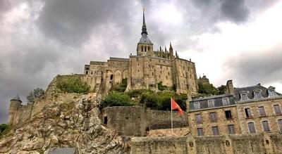 FRANCE - Mont-Saint-Michel -