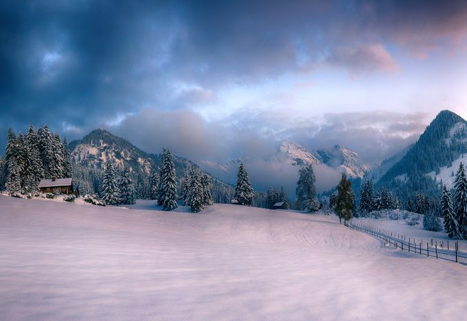 Starusbergpanorama by ronnygbler - Image Of The Month Photo Contest Vol 28