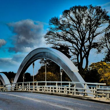 New Curves over The Lossie