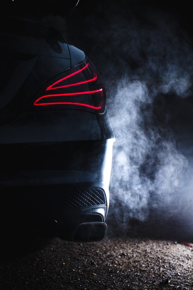 Cold day exhaust by HaydnDarePhotography - My Favorite Car Photo Contest