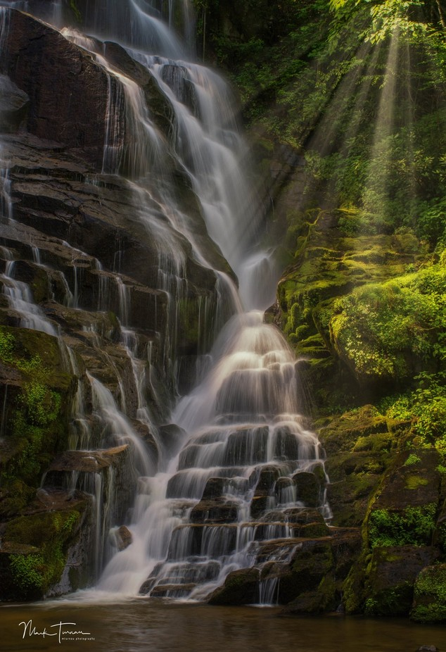 Eastatoe Falls by mturnau - Monthly Pro Vol 36 Photo Contest