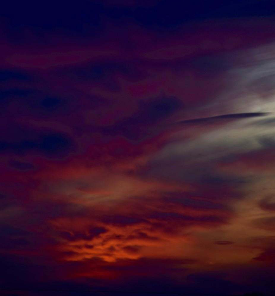 Warbleton Sunset 4