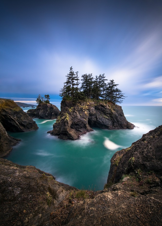 Oregon Coast by larrymarshall - Image Of The Month Photo Contest Vol 28