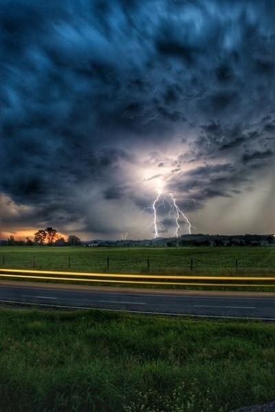 Bromelton storm