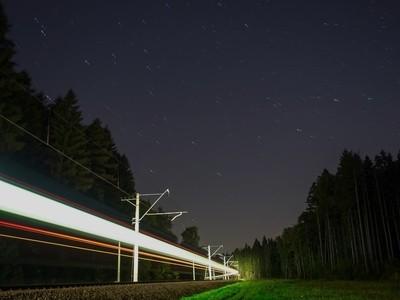 Light highway.