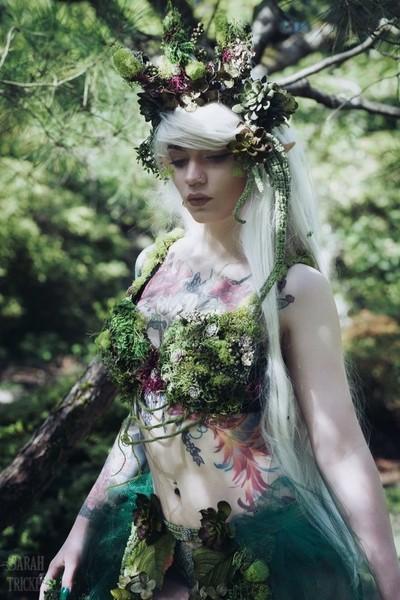 Queen of Succulents