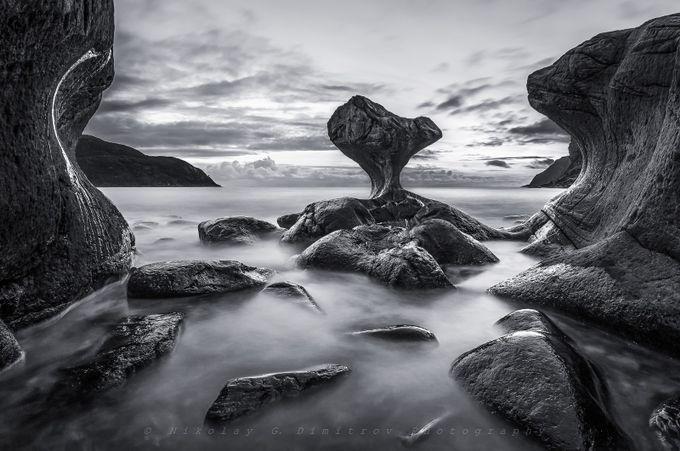 Kannesteinen on Black & White by nikolaydimitrov - Patterns In Black And White Photo Contest