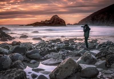 Pfeiffer Beach photographer