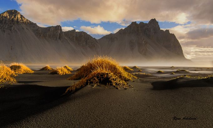 Vestrahorn by runeaskeland - Social Exposure Photo Contest Vol 13
