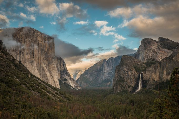 Yosemite Tunnel View  by JWeed - Social Exposure Photo Contest Vol 13