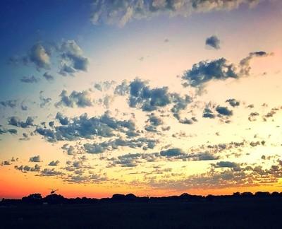 Sunset in Trxas
