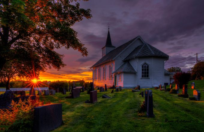Last light by runeaskeland - Simply HDR Photo Contest