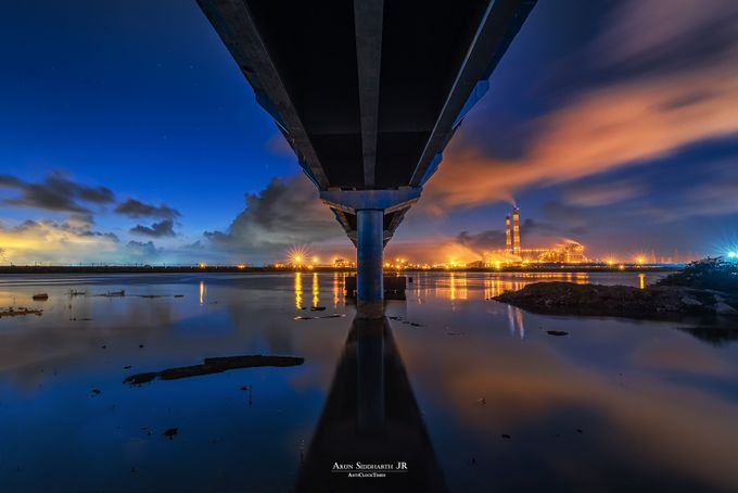 Blue Hour Beauty  by arunsiddharth - Image Of The Month Photo Contest Vol 28
