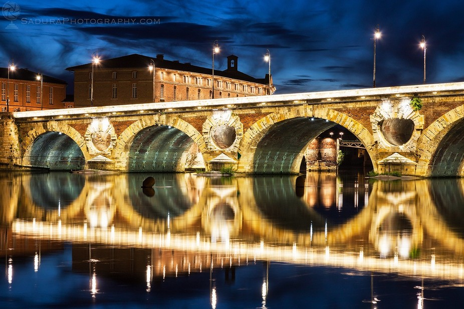 Toulouse, Occitanie, France     saduraphotography.com