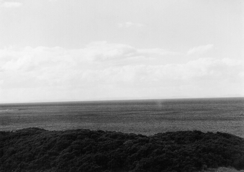 Photo of the Moray Firth i have converted to monochrone which i had originally taken with my old ...