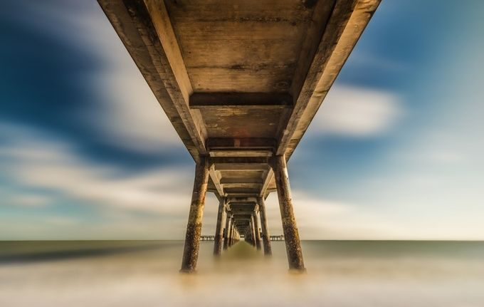 The Pier by ZoltanTasi - Monthly Pro Vol 38 Photo Contest