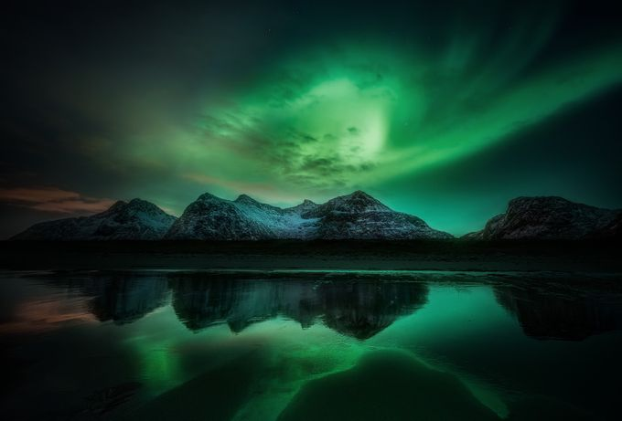 Nights of Arctic by swqaz - Image Of The Month Photo Contest Vol 28