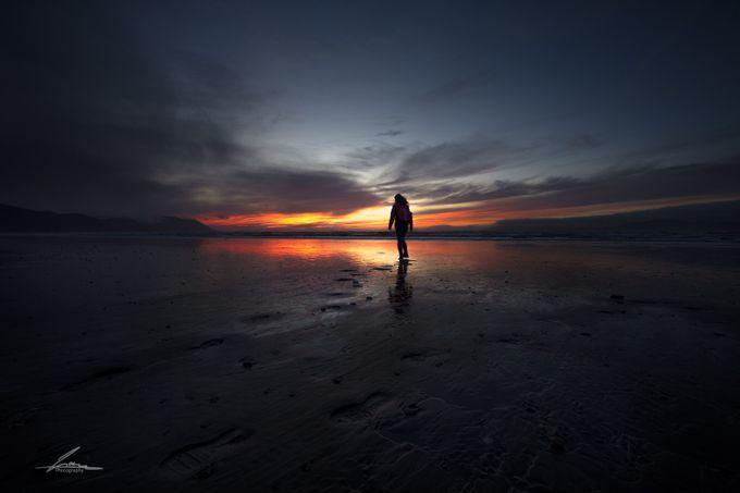 Beach Walk by Goran_Loncar - Sunrise Or Sunset Photo Contest
