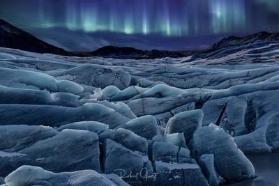 Gletscherlicht