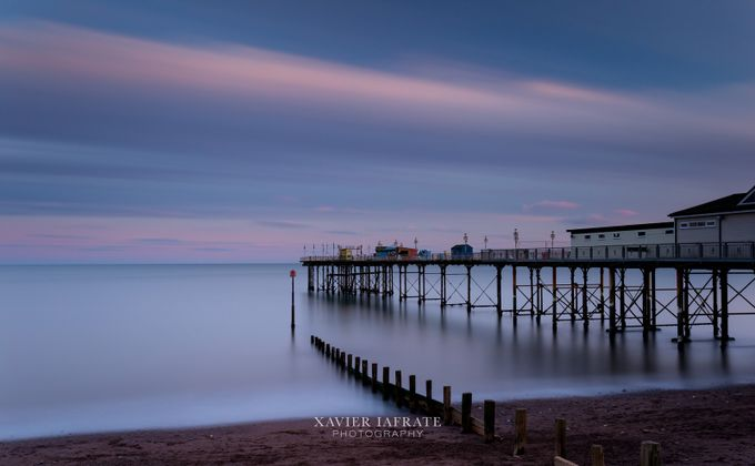Teignmouth Pier by xavieriafrate - Promenades And Boardwalks Photo Contest