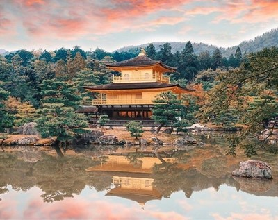 Major throwback to when I didn't even really took Photos. But I took this Photo of the Gold plated Temple called Kinkakuji, this is one of my favorite photos of all time. I've been incredible lucky to travel a lot even before I did it for a living.  Locat