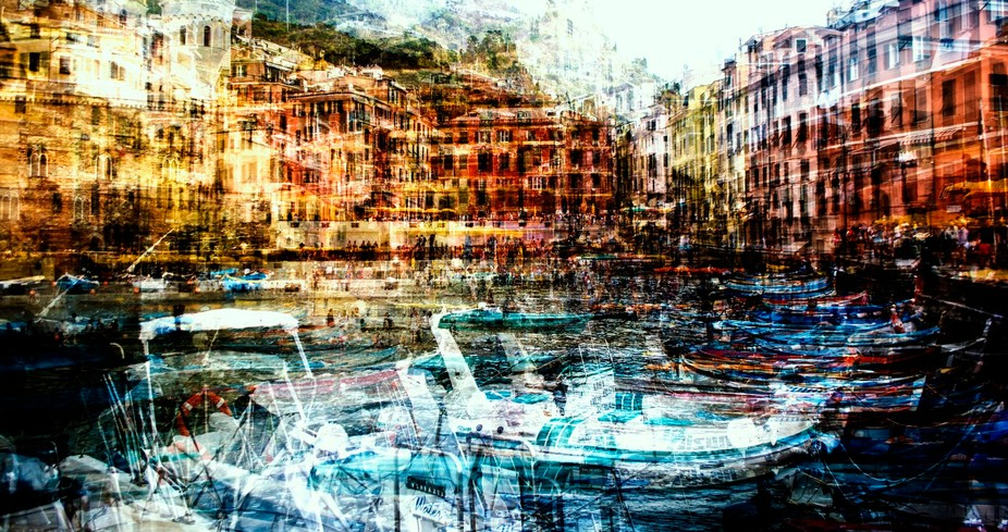 Vernazza abstraction