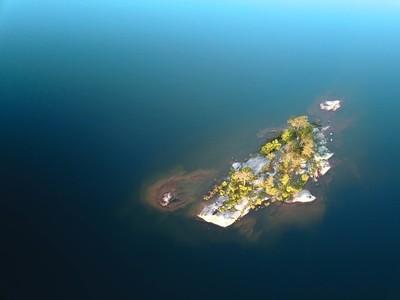 Island in the Georgian Bay