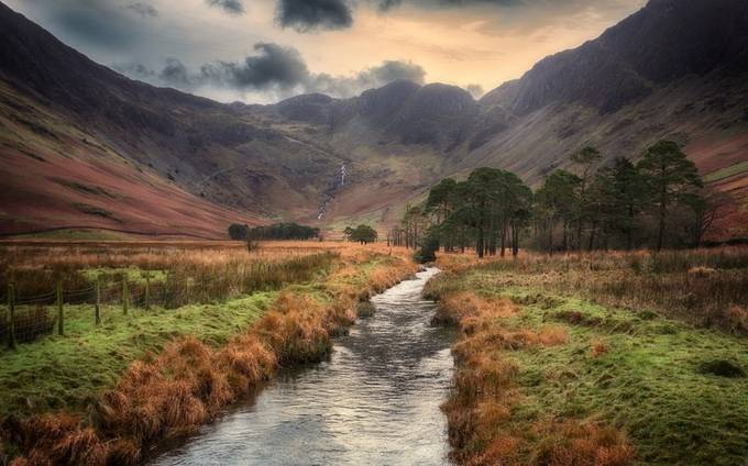 Buttermere Stream by ceridjones - Streams In Nature Photo Contest
