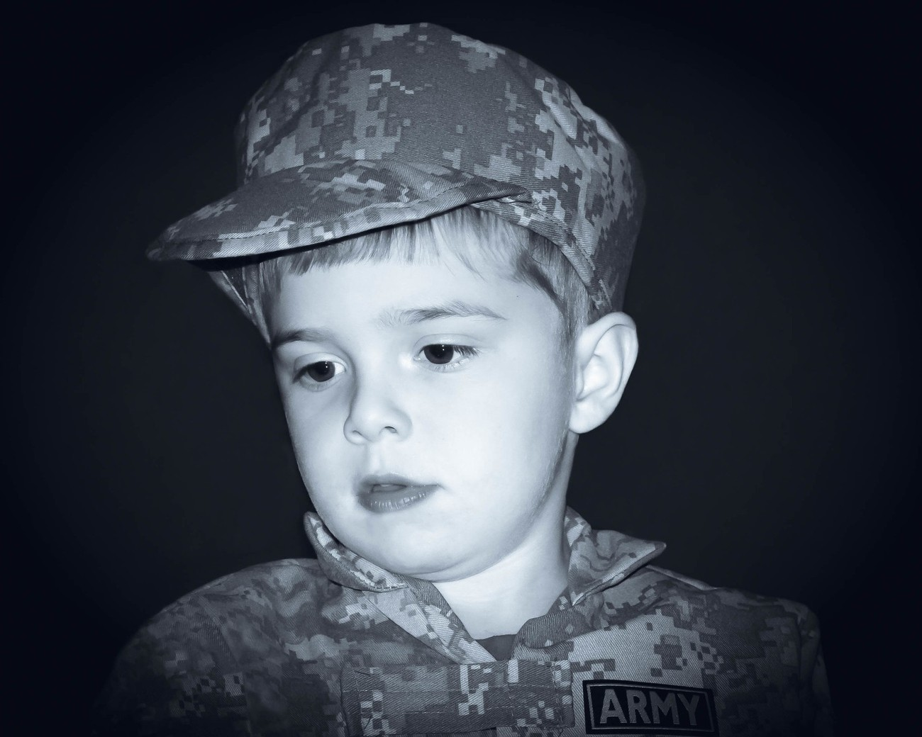 Young Recruit