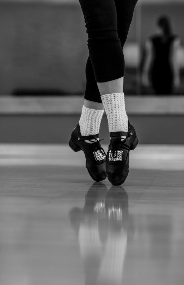 Irish Dancer by Sdonion - Cool Shoes Photo Contest