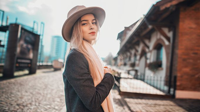 Anastasia by Kenji - Hats Photo Contest