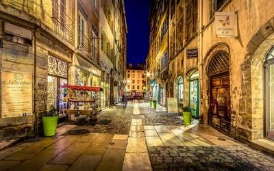 Vieux Lyon  - Vintage ...