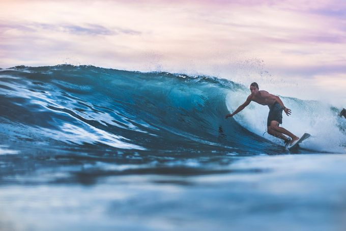 Last Swell by quinnhiaasen - People And Water Photo Contest 2017