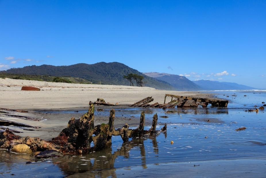 Mokihinui shipwreck