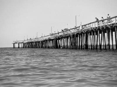 Water View Fishing Pier