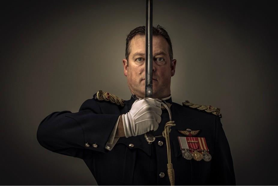 Major Nick Watts , Royal Canadian Artillery