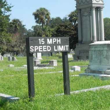 in Magnolia Cemetery, Charleston, SC