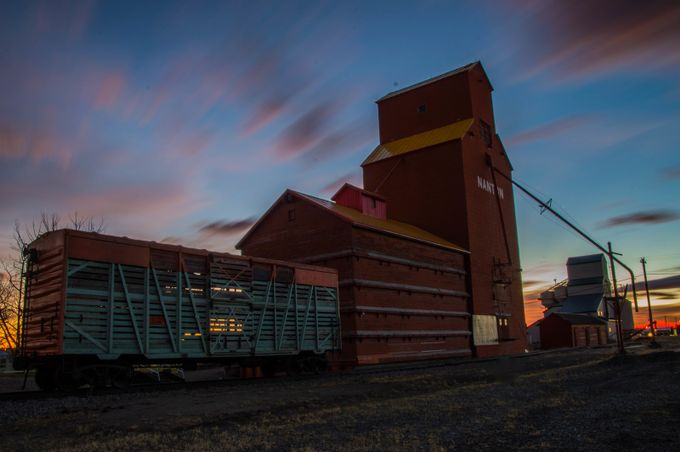 Nanton-4 by Kewibro - Industry Photo Contest