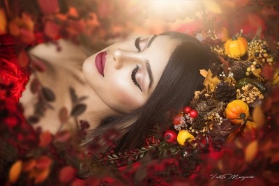 Sleeping Autumn