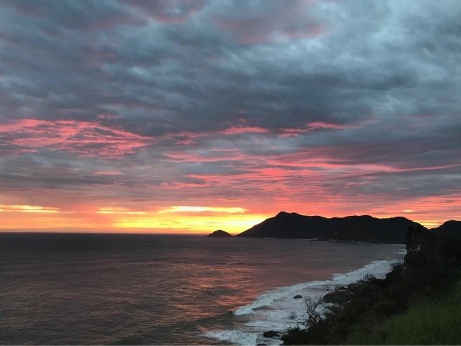 Twilight in Grumari - Rio de Janeiro