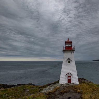 Near Digby Nova Scotia