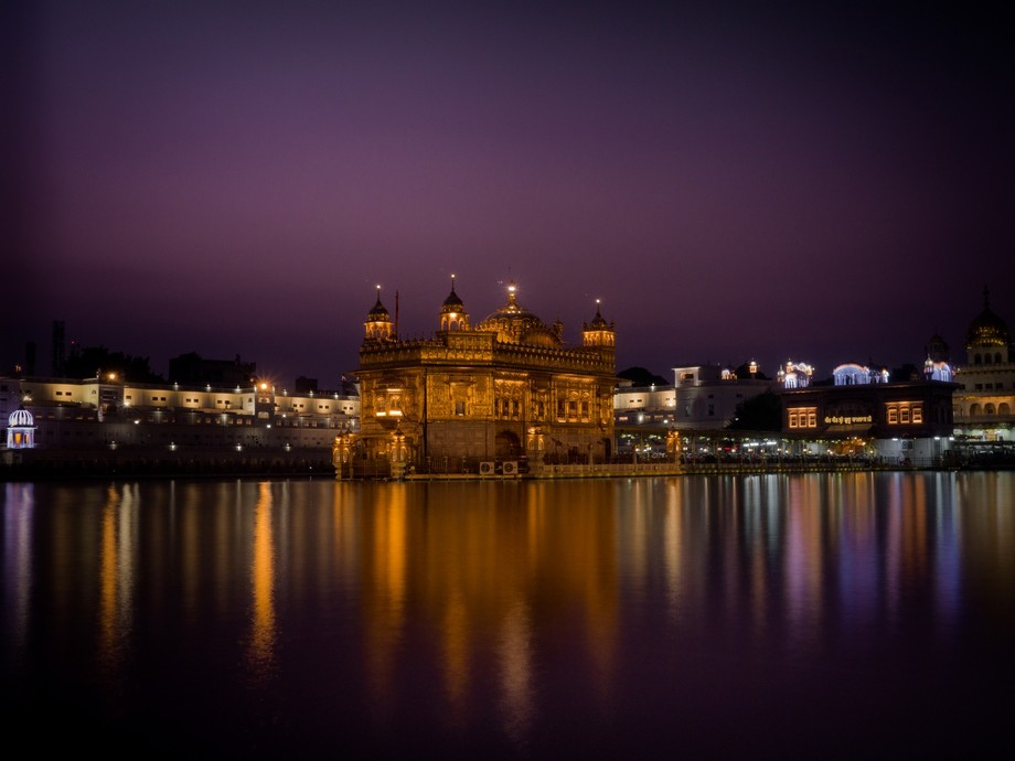 Diwali at the Golden Temple