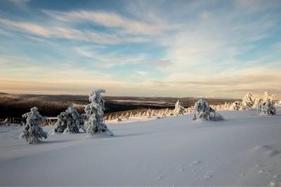 Lapland in November