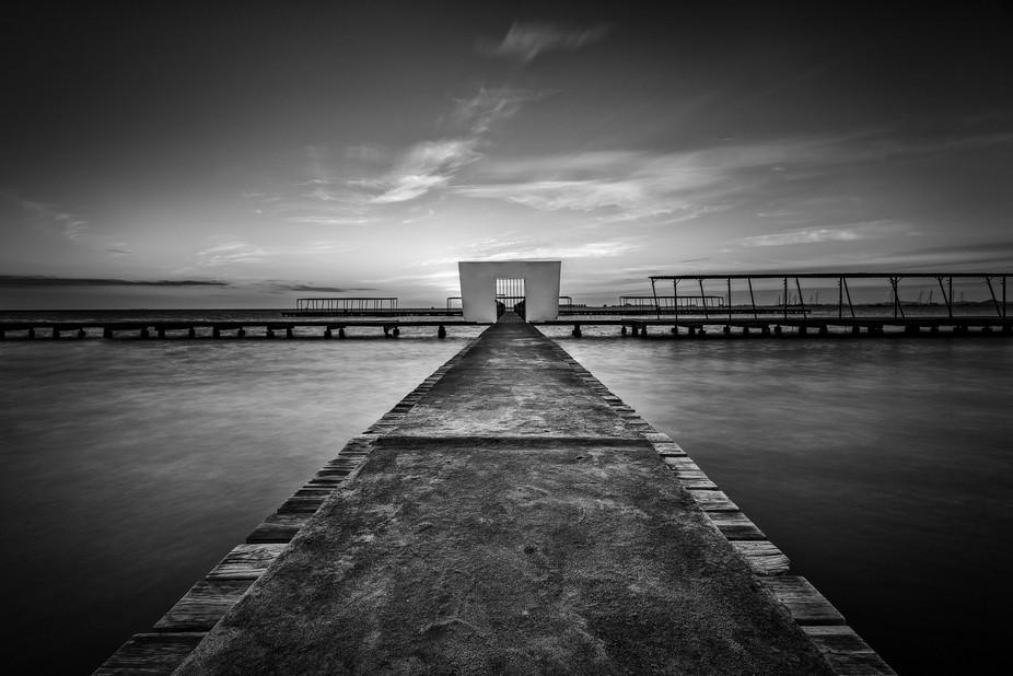 Santiago de la Ribera,Spain  Nikon D750, ISO 100, 38 sec, f/11, 17mm Lee Bigstopper + 0.9 soft gr...