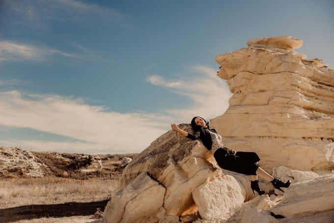 The Badlands by crystaldiane - Cool Shoes Photo Contest