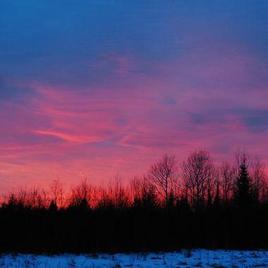 Galvin Line Sunset 3