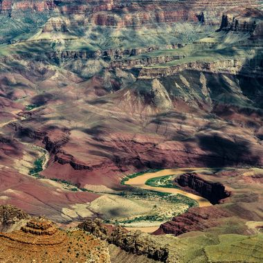 Amazing Grand Canyon and Colorado