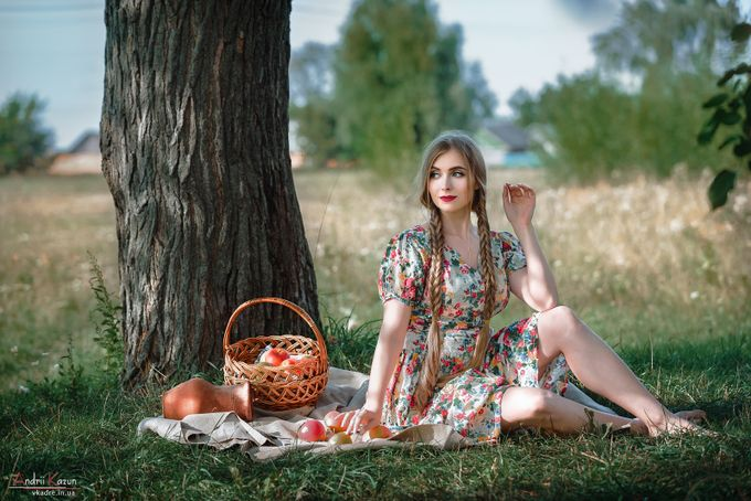 Country girl by Andrii_Kazun - Covers Photo Contest Vol 43