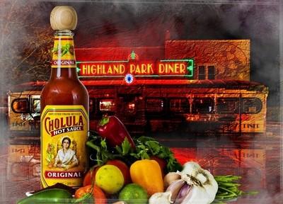 Cholula Diner